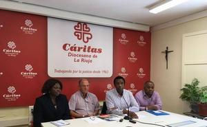 La Diócesis y Cáritas recuerdan la «responsabilidad» de los Estados con los refugiados