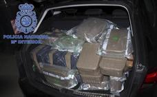 Condenados a entre 7 y 10 años de prisión los guardias civiles que robaron un alijo de droga