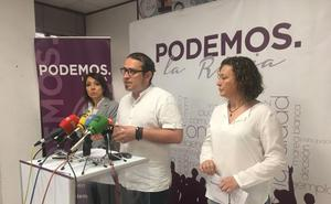 La dirección de Podemos exige la entrega del acta a Cantabrana, Calvo y Sáinz