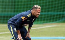 Alarma en Brasil por el tobillo de Neymar