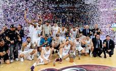 El Real Madrid reconquista la Liga ACB