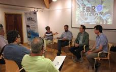 El proyecto Ebro Resilience une a administraciones para mitigar los daños de las crecidas
