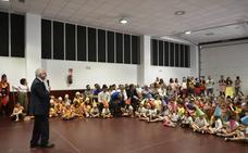 El CRA Cuenca Najerilla celebra 25 años de enseñanza
