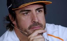 Pulso a la francesa entre Alonso y McLaren