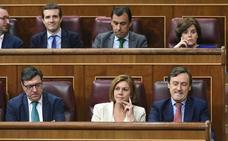Los candidatos del PP emprenden una campaña a ciegas ante el imprevisible voto de la militancia