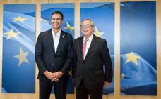 Sánchez busca una entente con Merkel y Macron para su estreno ante la UE