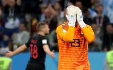 Caballero y las otras pifias del Mundial de Rusia