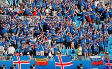 Directo: Nigeria-Islandia