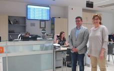 Nuevo sistema para reducir las esperas en la Oficina de Atención al Ciudadano de Nájera