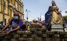La acción represiva del Estado causó 212 muertos en Nicaragua