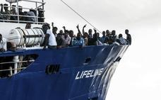 Italia no logra deshacerse del 'Lifeline'