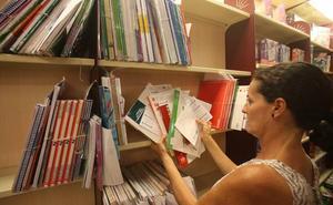 A partir de la próxima semana se podrá pedir la gratuidad de los libros de texto