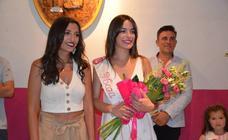 Andrea Medrano Domínguez, 'moza'