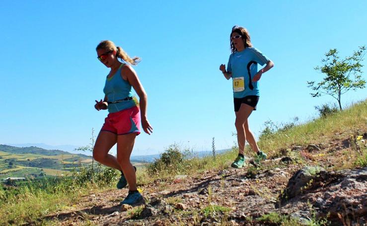 Matute acoge el I Campeonato de La Rioja de Trailrunning