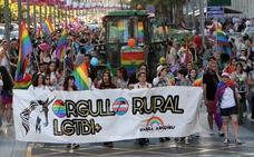 Demostración de orgullo en Logroño