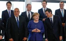 Sánchez vuelve de Bruselas «esperanzado» tras limar asperezas con Italia sobre migración