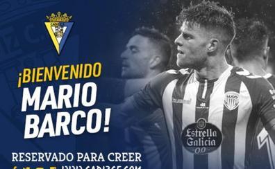 El calahorrano Mario Barco ficha por el Cádiz