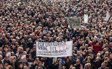 La pensión nueva cae un 2,6% hasta los 1.369 euros