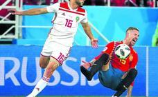 No hay defensa para España
