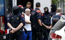 142 detenidos y 73 registros en la operación contra la mafia armenia
