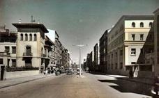 La Retina: Vista antigua de la calle Vara de Rey