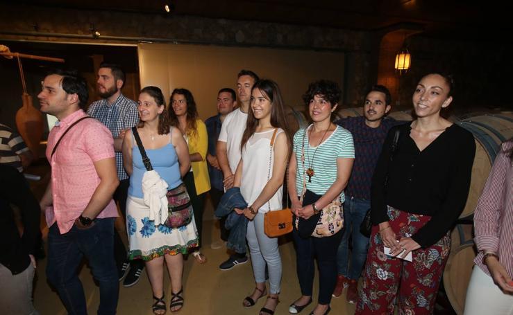 El proceso de selección de los vendimiadores de San Mateo 2018 ha comenzado en Bodegas Ontañón