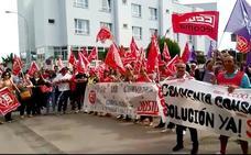 CCOO y UGT cifran en un 85% el seguimiento de la huelga en conservas vegetales
