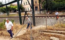 CS pide alternativas para conectar las calles Gonzalo de Berceo y Fuenmayor
