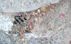 La Guindilla: Alcantarillas cegadas en Arrúbal