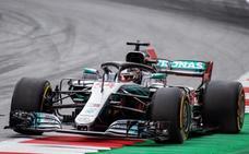 Hamilton asfixia las aspiraciones de sus rivales