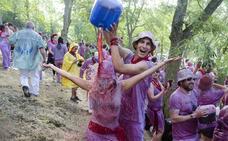 DIRECTO: la batalla del vino de Haro