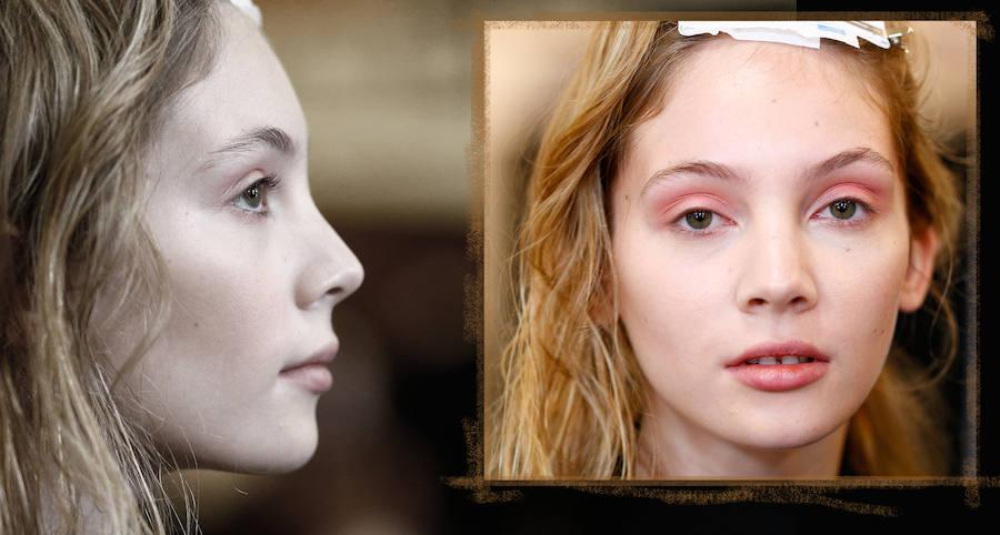 La naturalidad, protagonista de los maquillajes de este verano