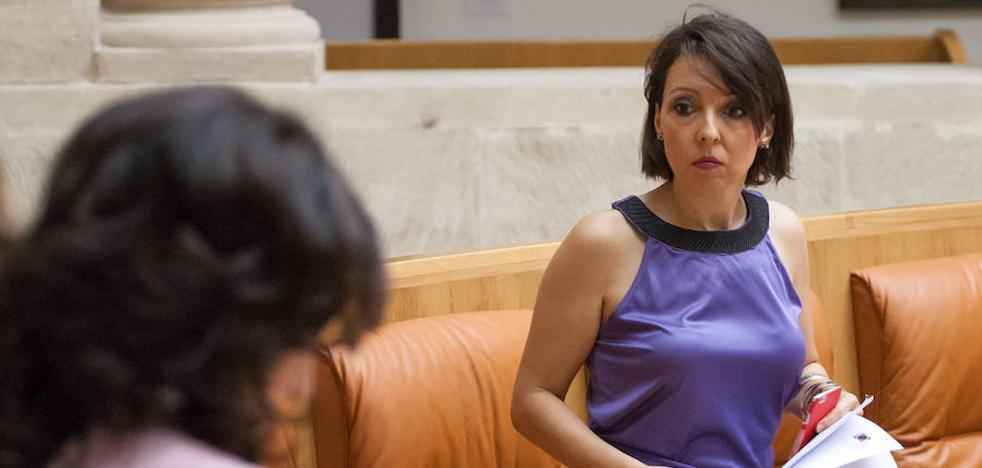 Una resolución de la presidenta decidirá si Rodríguez queda expulsada de Podemos