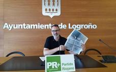 PR+ pide reparar el frontón y la pista polideportiva de Varea