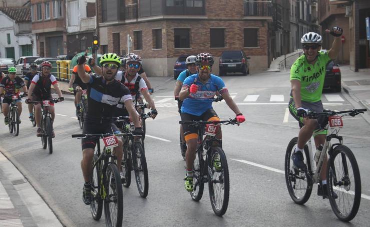 Primera edición de la yerga Bike Maraton