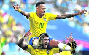Brasil impone su ley