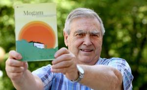 Antonio Buzarra presenta la novela 'Mogam'