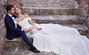 Bisbal y su discreta boda con Rosanna