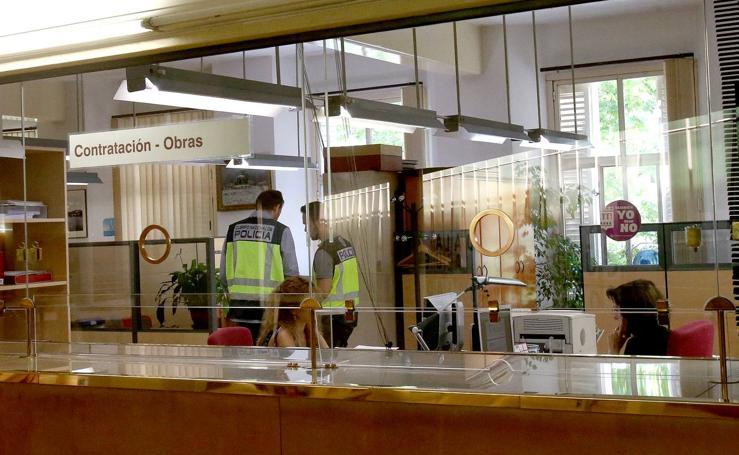 La UDEF reclama documentación en el Ayuntamiento de Logroño por el caso Gespol