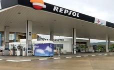 Gasolineras llenas en Navarra y vacías en La Rioja