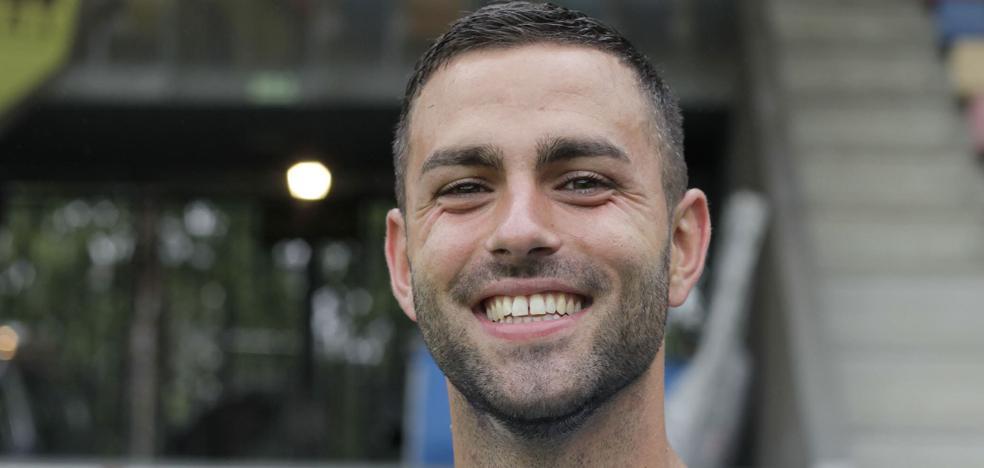 La UD Logroñés firma a Ander Vitoria, autor de 27 goles en las dos últimas campañas con el Barakaldo