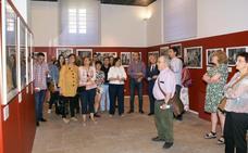 'EL TALLER DEL ARTISTA', EN LA ESCUELA DE PATRIMONIO