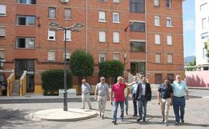 La renovación del alumbrado de La Paz estará finalizada para septiembre