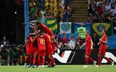 Visto y oído: Brasil y Bélgica marcan el gol de la jornada