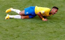 Neymar, devorado y Brasil, por los suelos
