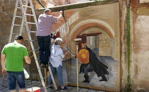Nájera se viste medieval