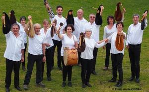 Concierto de Bohas Orchestra, en Ibercaja