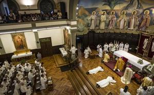 Savia joven para la diócesis riojana