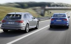 Audi llena el A4 de emociones