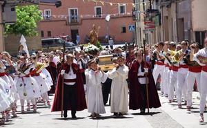 San Marcial regresa a su basílica